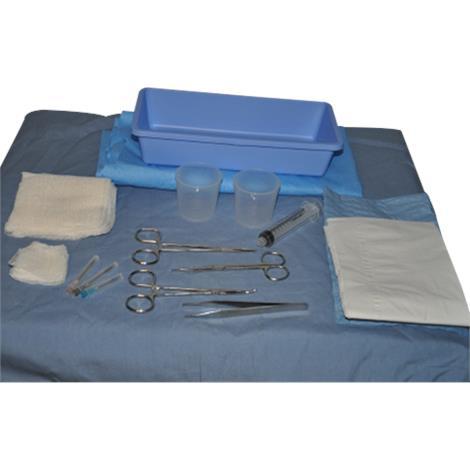 McKesson Medi-Pak Sterile Laceration Tray