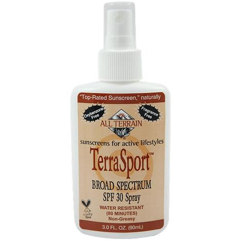 All Terrain Terrasport SPF 30 Spray