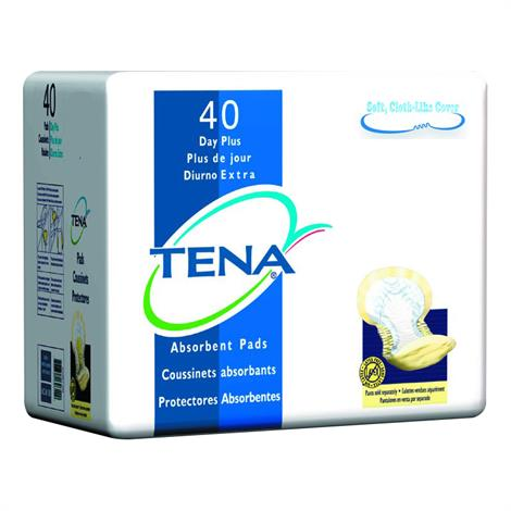 Tena Day Plus Pads - Heavy Absorbency