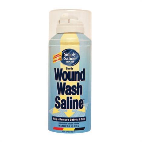 Buy Church and Dwight Simply Saline Wound Wash Spray