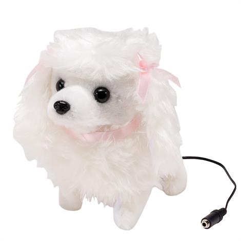 Pretty poodle Toy