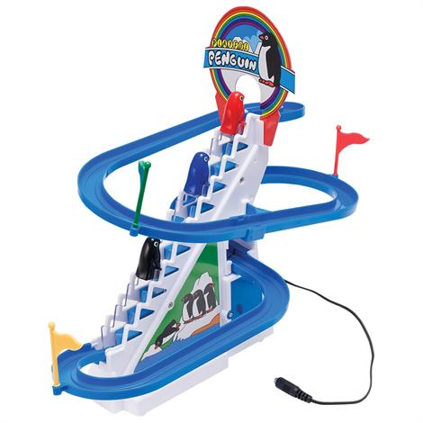 Penguin Race Switch Adapted Toy
