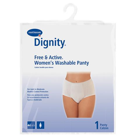 Hartmann Free and Active Absorbent Protective Panty