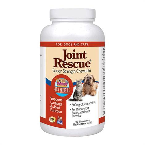 Ark Naturals Joint Rescue Super Strength Chewable Pet Remedy