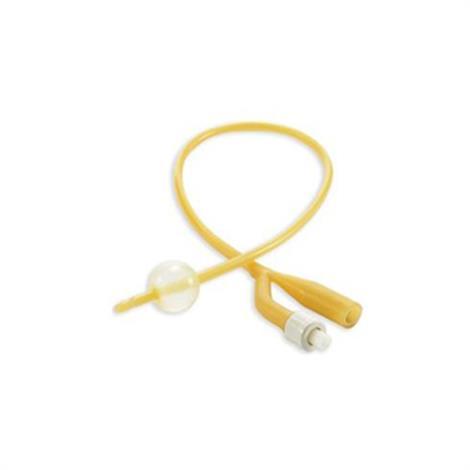 Buy Cardinal Health Dover Two-Way Hydrogel Coated Foley Catheter - 30cc Balloon Capacity