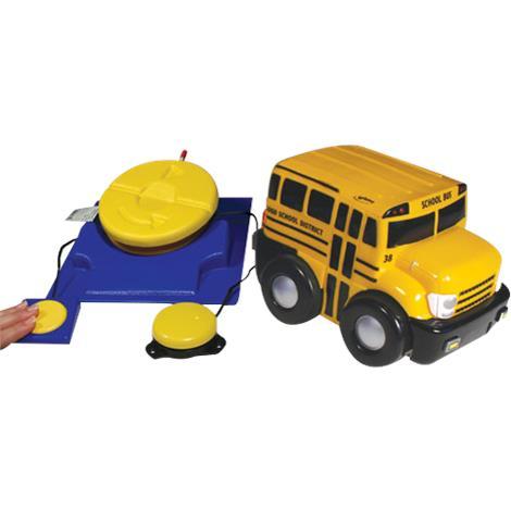 Go Go School Bus Remote Control Toy