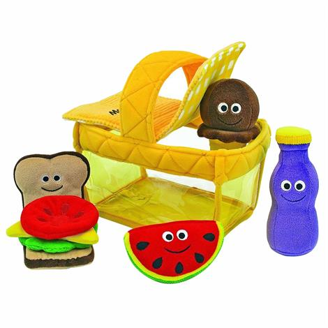 Melissa & Doug Picnic Basket Fill And Spill Soft Toy