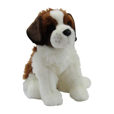 St.Bernard Puppy Plush Toy