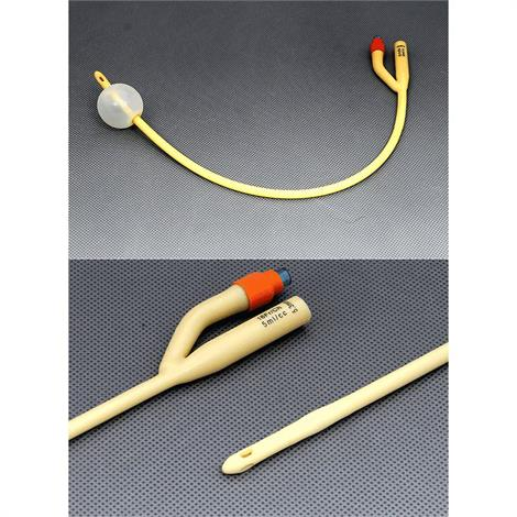 Amsino AMSure 2-Way Silicone Coated Latex Foley Catheter