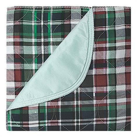 Becks Classic Plaidbex Reusable Underpads - Heavy Absorbency