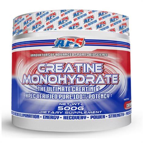 Buy APS Creatine Monohydrate Dietary Supplement