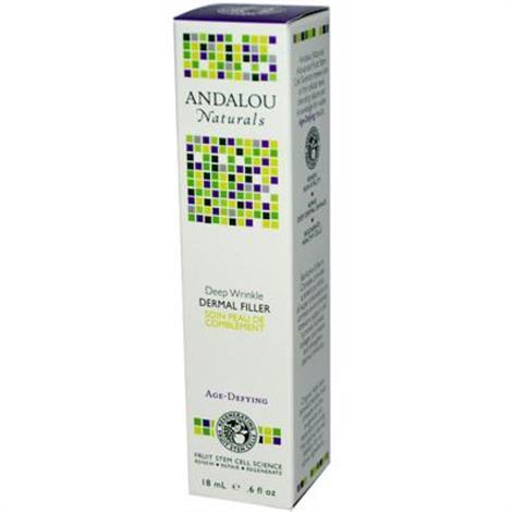 Andalou Naturals Deep Wrinkle Dermal Filler