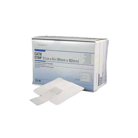 Derma Cath Strip Reclosable Catheter Fastener