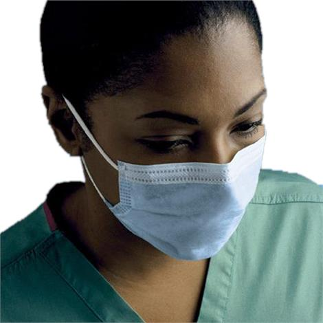 Cardinal Health Secure-Gard Earloop Procedure Mask