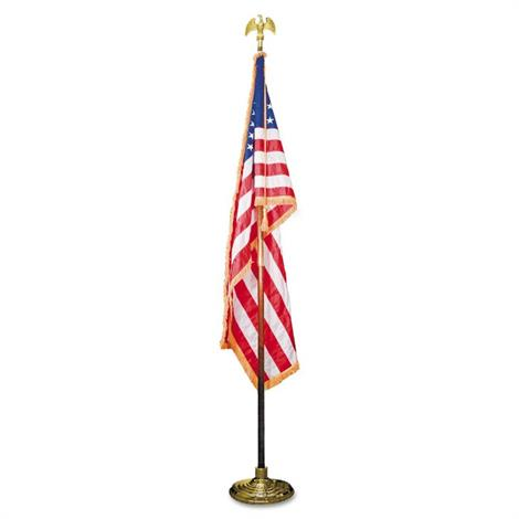 Buy Advantus Deluxe U.S. Flag and Staff Set