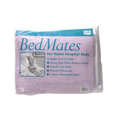 Salk Bedmates Home Hospital Bedding Set