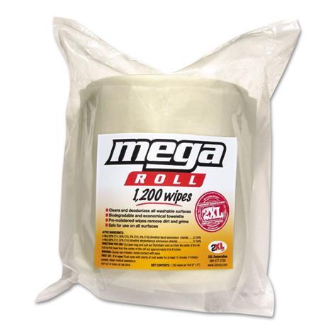 Buy 2XL Gym Wipes Mega Roll