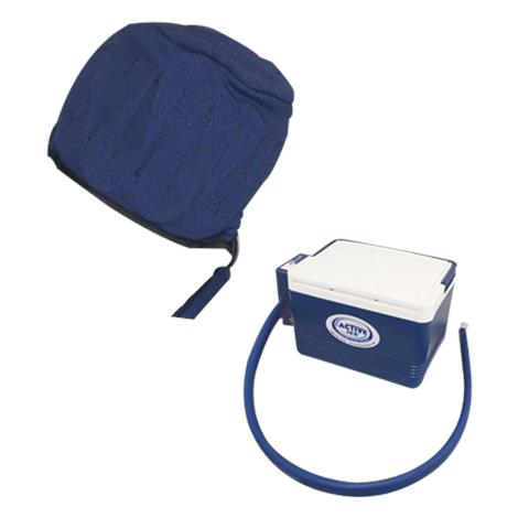 Polar Cool Flow Head Cap Cold Therapy System