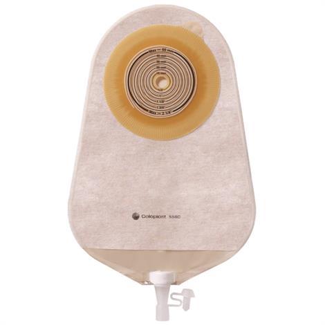 Coloplast Assura Original Soft One-Piece Midi Flat Extra-Extended Wear Cut-to-Fit Urostomy Pouch