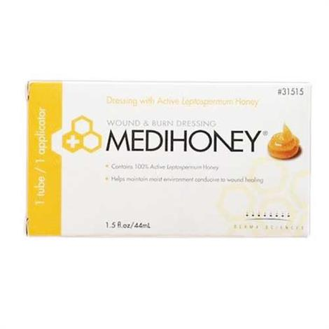 Derma Sciences Medihoney Hydrocolloid Wound Filler Paste - 1.5 Oz