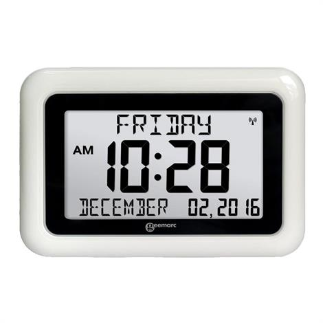 Geemarc Viso 10 Large Display Clock