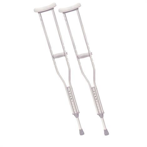 Drive Aluminum Crutches