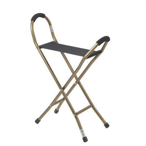 Buy Drive Folding Cane With Sling Seat