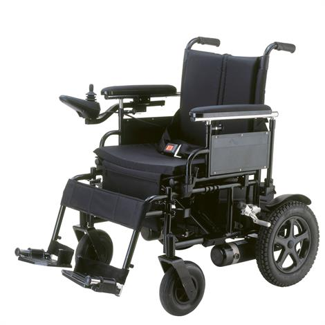 Drive Cirrus Plus EC Folding Power Chair