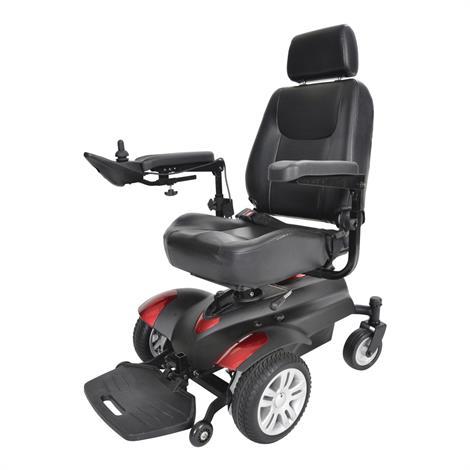 Drive Titan X16 Front Wheel Standard Power Wheelchair