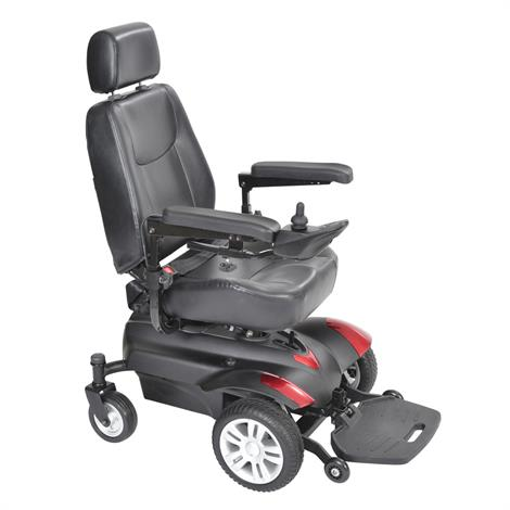 Drive Titan X23 Front Wheel Standard Power Wheelchair