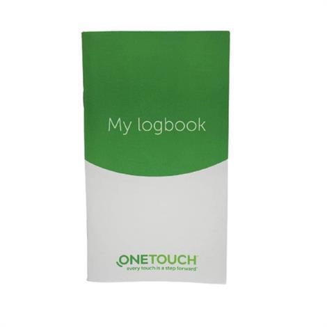 Buy Lifescan Inc OneTouch Diabetes Logbook