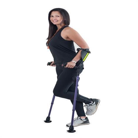Buy Ergoactives Ergobaum 7G Royal Ergonomic Forearm Crutches For Adult