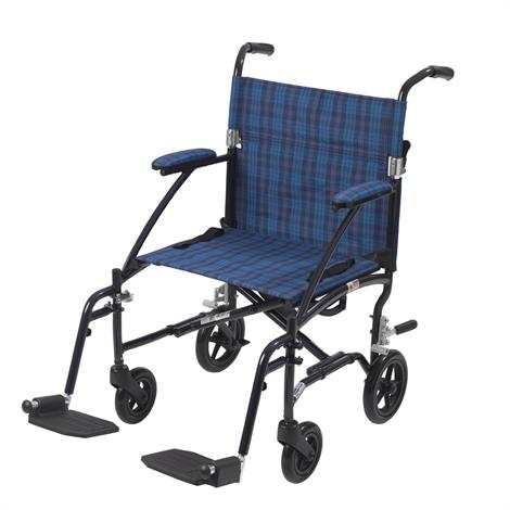 Buy Drive Fly-Lite Aluminum Transport Chair