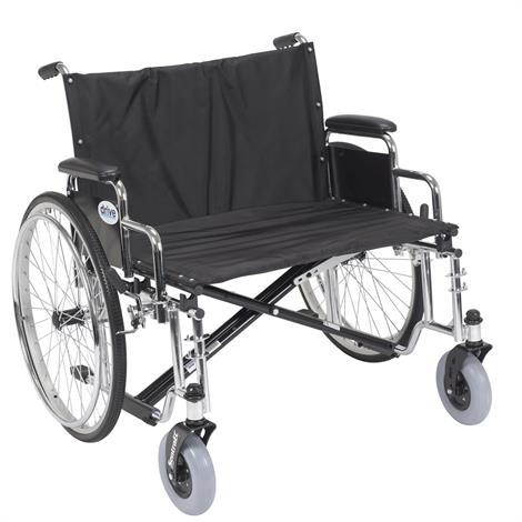 Buy Drive Bariatric Sentra EC Heavy Duty Extra-Extra Wide Wheelchair