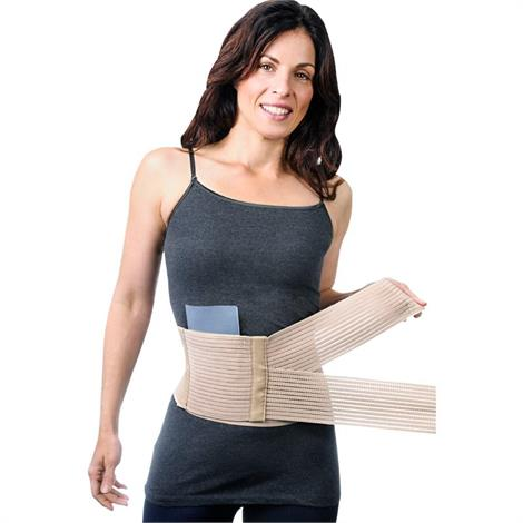Expand-A-Band Reinforced Support Abdominal Elastic Binder 2