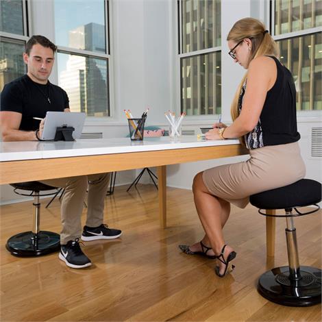 Kore Office Plus Everyday Adjustable Wobble Chair