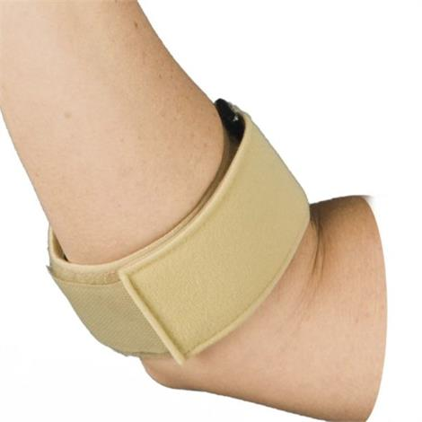 AT Surgical Tennis Elbow Counterforce Brace With Adjustable Neoprene Pads