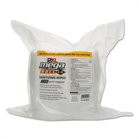 Buy 2XL Mega Roll Sanitizing Wipes Refill