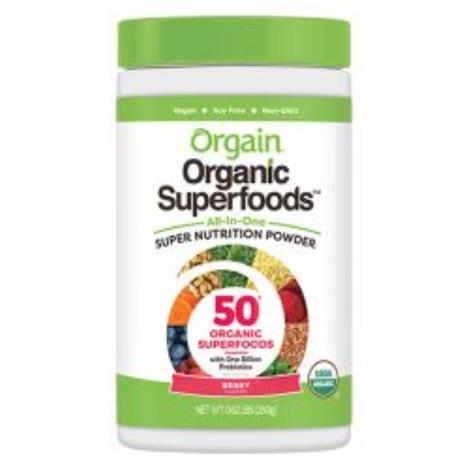 Orgain Organic Super Foods