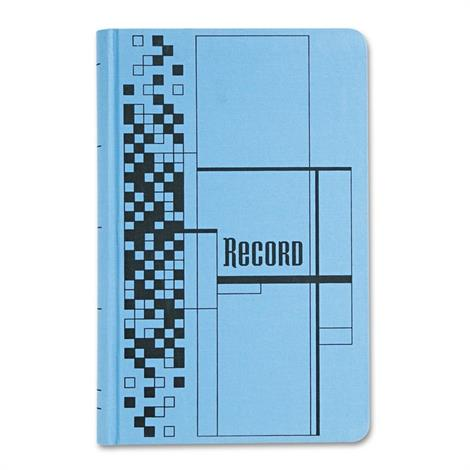 Buy Adams Blue and Black Record Ledger