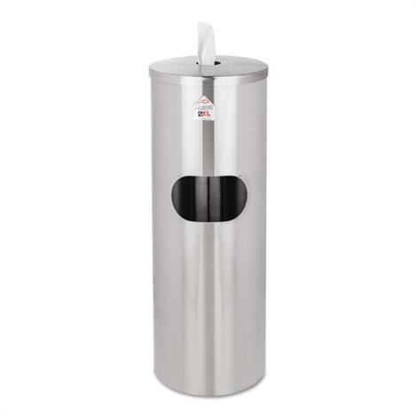Buy 2XL Standing Stainless Wipes Dispenser