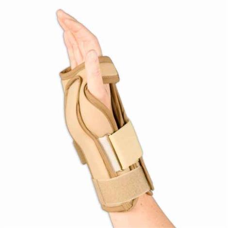 AT Surgical Velcro Wrist Brace With 8.5-Inch Contour Splint