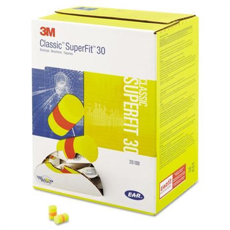Buy 3M E-A-R Classic SuperFit 33 Foam Earplugs 310-1009