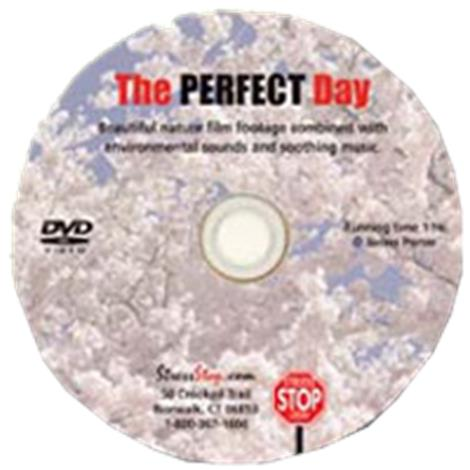 Stress Stop The Perfect Day DVD