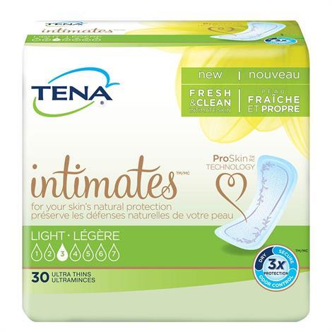 Tena Intimates Ultra Thin Pads - Light Absorbency