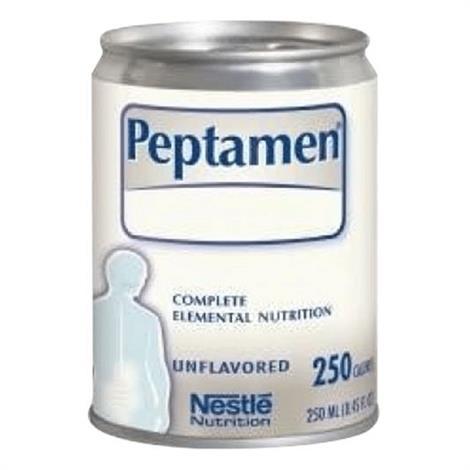 Nestle Peptamen Complete Peptide-Based Nutrition