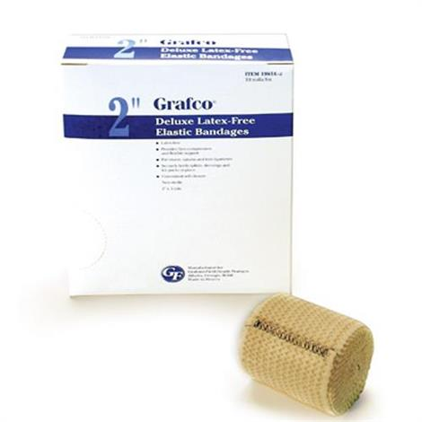 Graham Field Grafco Deluxe Elastic Bandages With Self-Closure