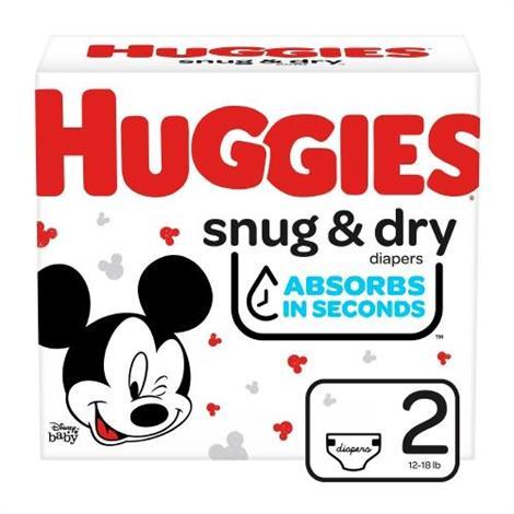 Buy Huggies Snug And Dry Diapers