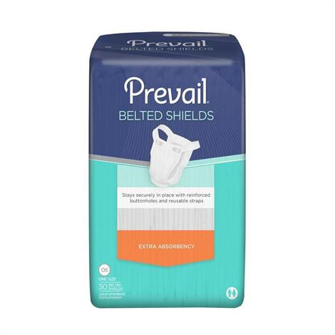Prevail Belted Sheilds - Extra Absorbency