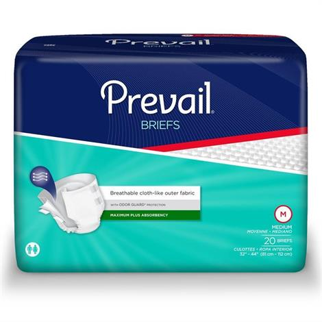 Prevail Adult Briefs - Maximum Absorbency